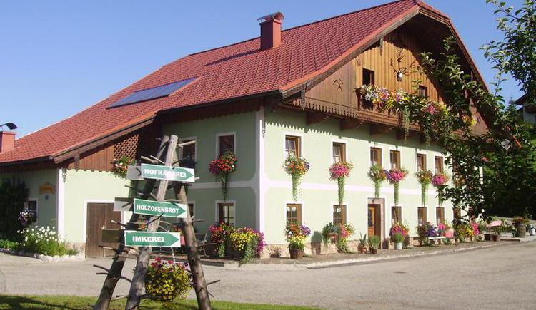 Oberhinteregghof in Faistenau (© Erlebnisbauernhof Oberhinteregg Faistenau)