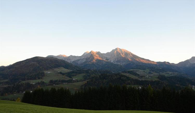 Blick ins Land (© werner mair)