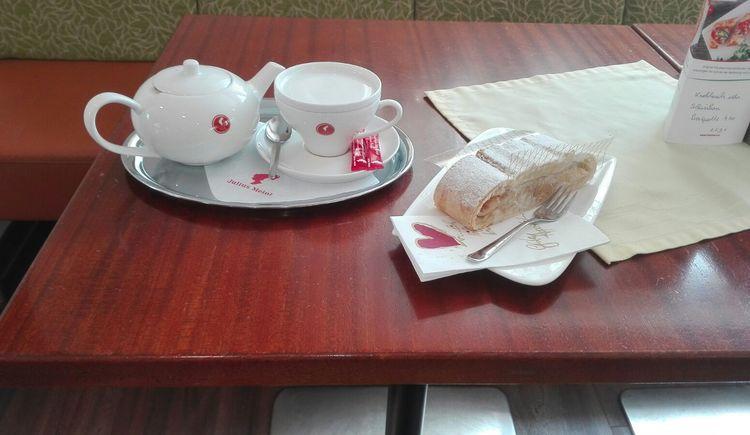 Speisen. (© Cafe Rafaela)