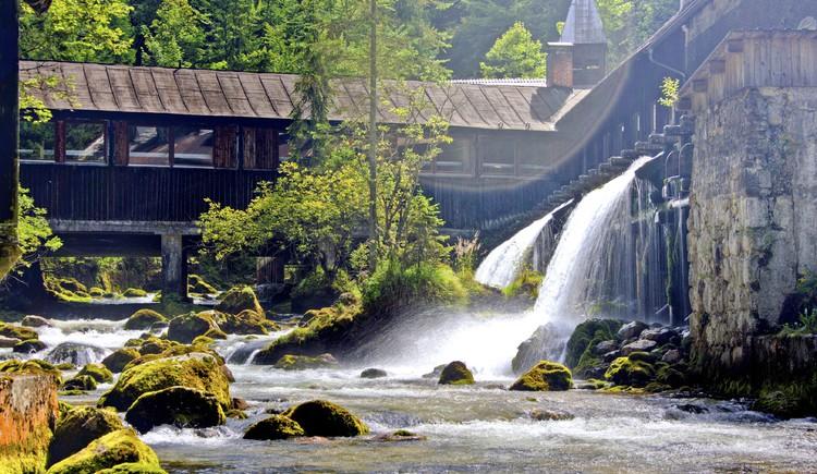 Wasserwerk (© TVB Pyhrn-Priel/Sulzbacher)
