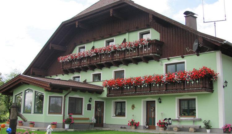 Urlaub am Bauernhof - Familie Emeder in Stra\u00df im Attergau. (© Familie Emeder)