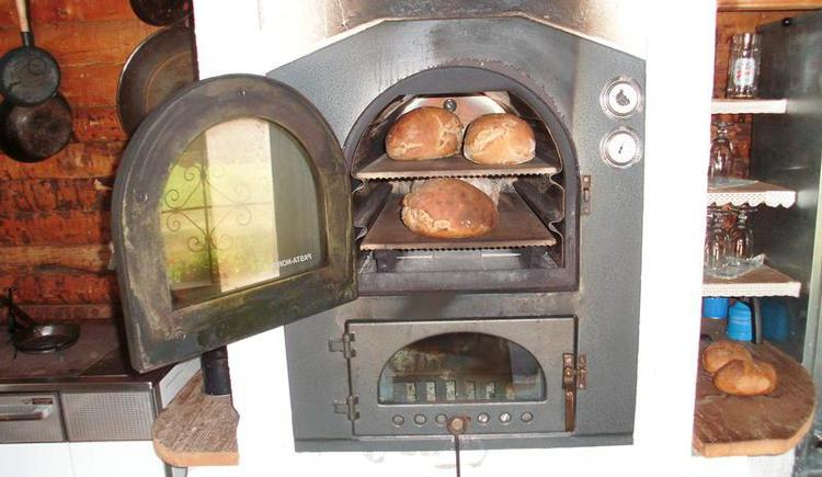 Stove for bread making (© Oberhinteregghof Faistenau)