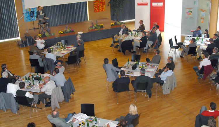 Seminar in der Hösshalle (© Gemeinde Hinterstoder)