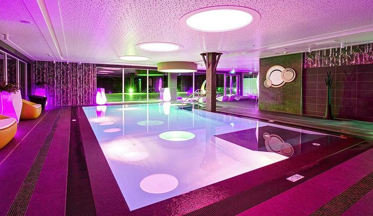 Hotel AIGO in Aigen-Schlägl, Wellnessbereich. (© AIGO welcome family****s)