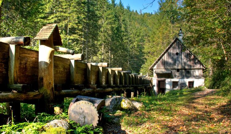 Stummermühle (© TVB Pyhrn-Priel/Sulzbacher)