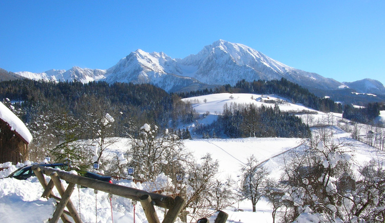 Winterlandschaft Moosgierler (© Moosgierler)