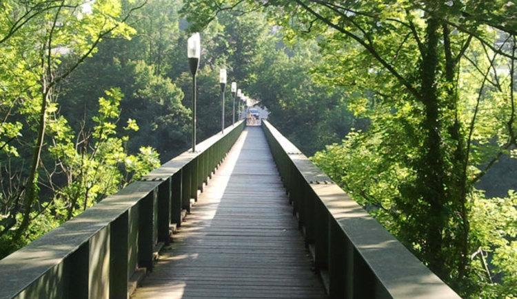 Marienbrücke in Gmunden 3