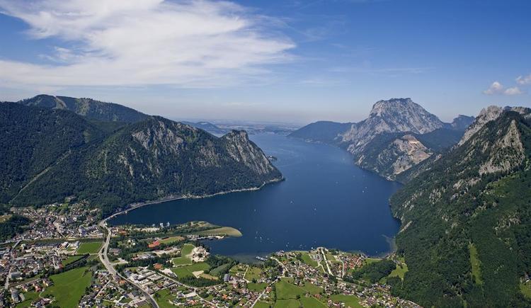 Panorama Ebensee (© MTV Ferienregion Traunsee)