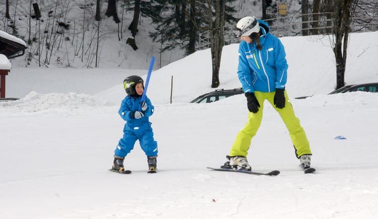 Ski Lehrerin bei Sport Franky (© Sport Franky)