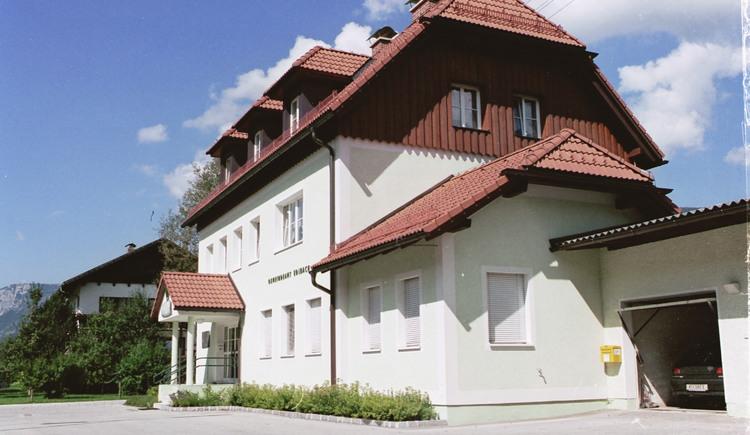 Edlbach Gemeindeamt. (© TTG Tourismus Technologie)