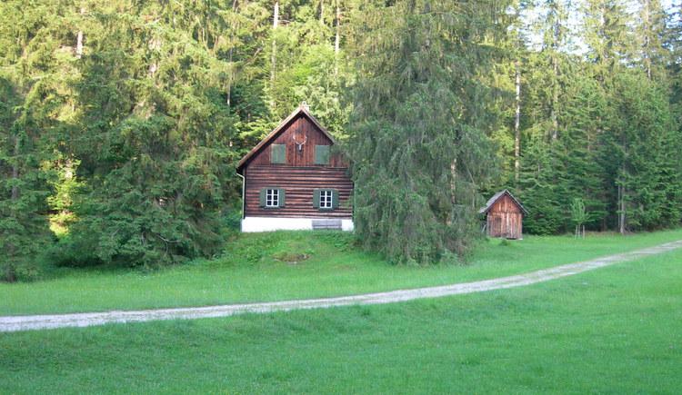 Fahrnaustube (© Oberösterreich Tourismus / green-solutions)