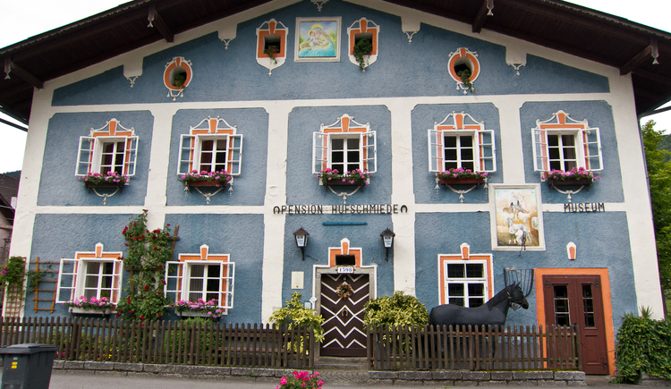 Hufschmiedemuseum (© WGD Donau Oberösterreich Tourismus GmbH/Kranzmayr)