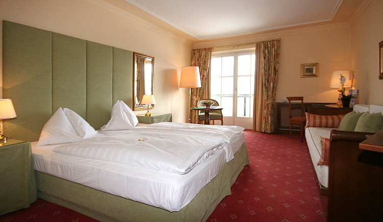 Double Room with View to the Lake in the Main House