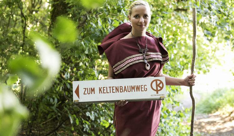 Kelten.Baum.Weg; KInder & Familie; Themenweg; Wandern. (© Ferienregion Attersee-Salzkammergut/Klaus Costadedoi)