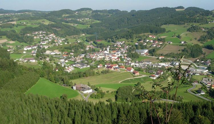 Sicht vom Wolfsberg_Umland.JPG (© Mühlviertler Alm)