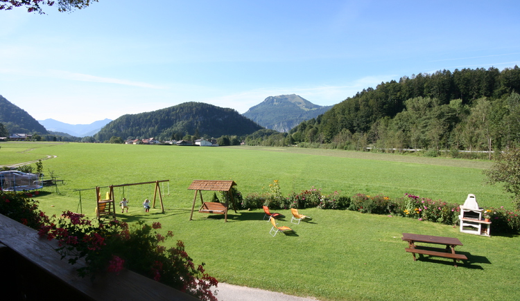Schloßmayrhof, Sommerblick