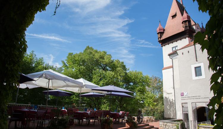 Schlosswirt. (© Schlossrestaurant Hagenberg)
