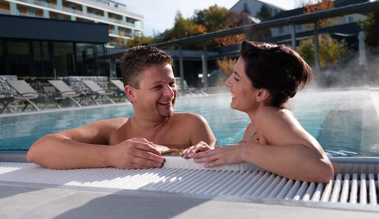 outdoorpool-im-saunabereich (© Lebensquell Bad Zell)