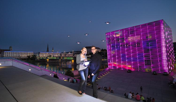Medien-Kunst in Linz entdecken (© LinzTourismus zoefotografie)