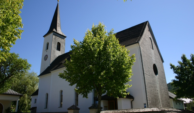Parish Church Fuschl am See (© Tourismusverband Fuschl am See)