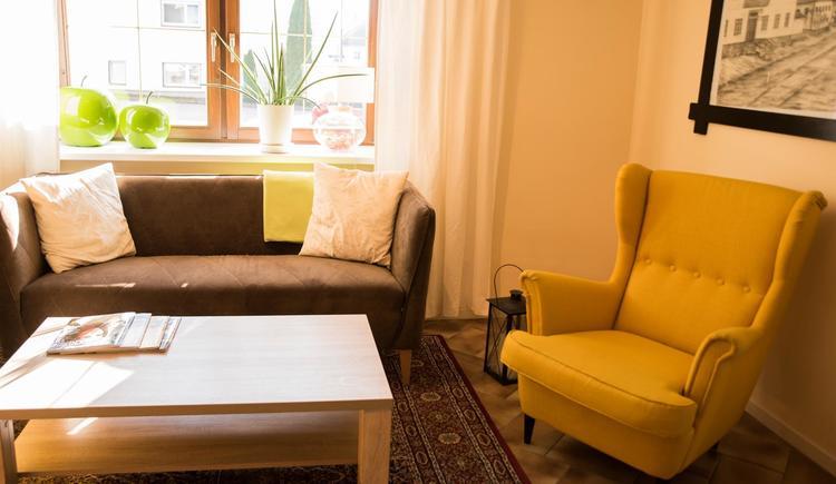 Gästewohnzimmer (© Privat)