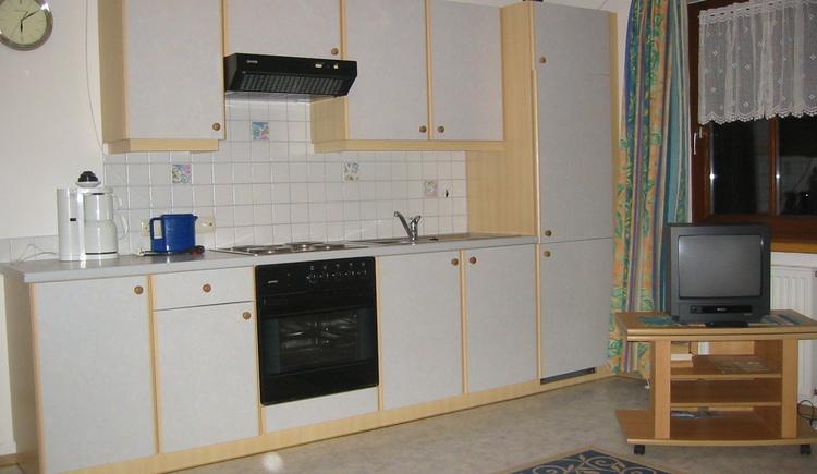 Ferienwohnung Küche Schärferbauer Strobl