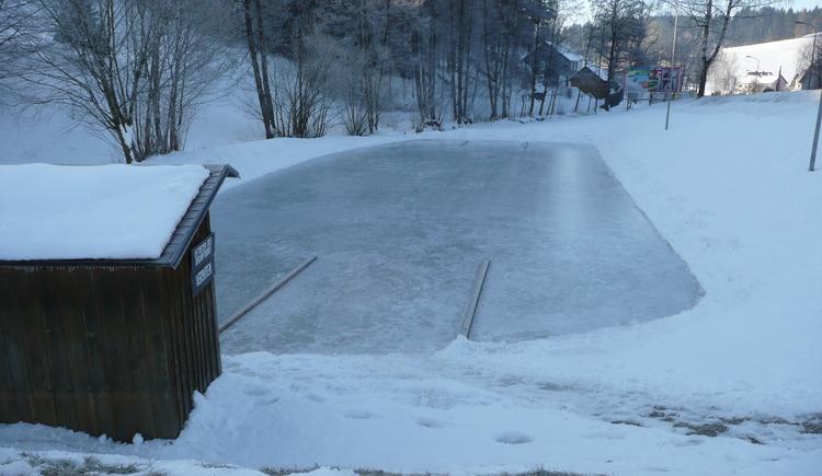 Eislaufteich Schönau