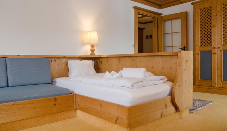 Apartment  Wohn-Schlafzimmer