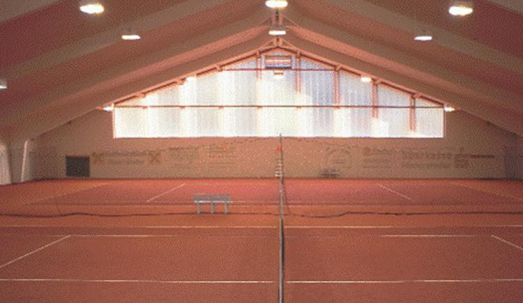 Tennishalle (© Gemeinde Hinterstoder)