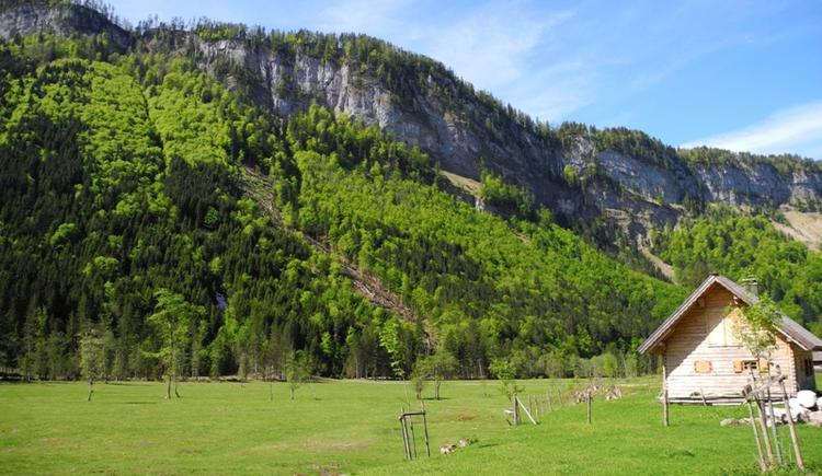 Rettenbachalm Bad Ischl (© www.badischl.at)