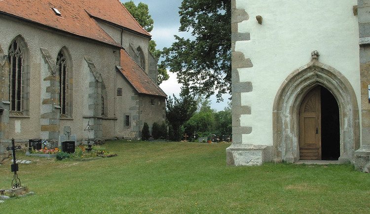 Wallfahrtskirche St. Peter