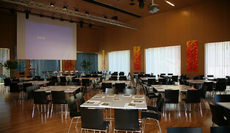 Hösshalle (© Gemeinde Hinterstoder)