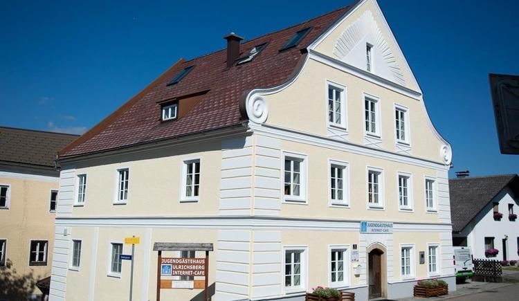 Haus Sommer von der Seite (© Jugendgästehaus | Schram Lea Katharina)