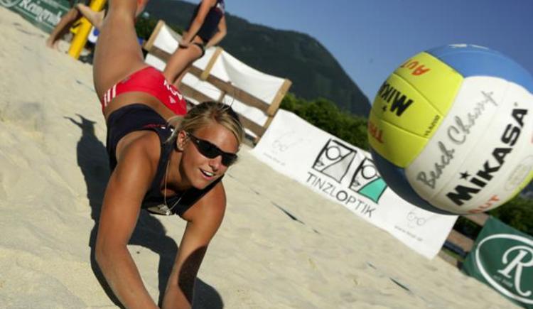 Beachvolleyball 2 (© MTV Ferienregion Traunsee - Weissenbrunner)
