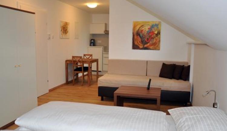 Apartment klein Nr5 barrierefrei (© Aparthotel Fürst)