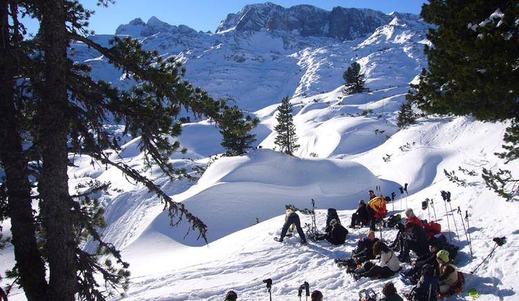 Erleben Sie die Bergwelt rund um Gosau ganz neu. (© Laserer alpin)