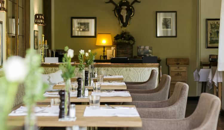 Restaurant Veranda (© Hotel Aichinger)