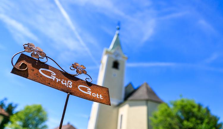 Pfarrkirchen in Haibach ob der Donau (© Johannes Kaindlstorfer)