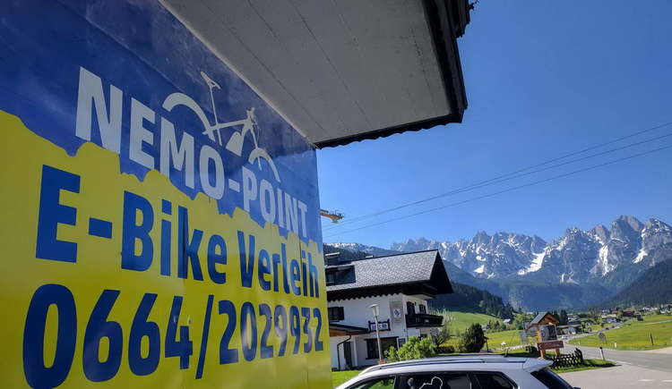 E-Biken in Gosau