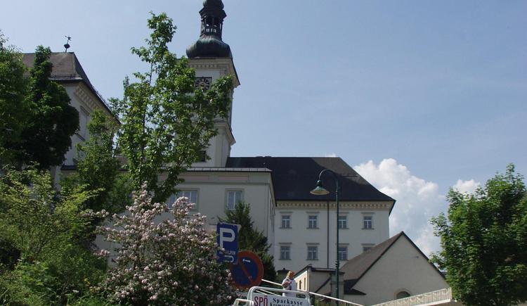 Schlierbach_Zisterzinser_Stift (© TTG Tourismus Technologie)