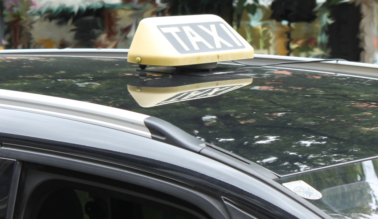 Taxi (© Tourismusverband Bad Ischl)