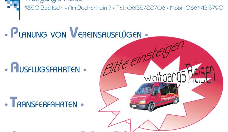 Wolfgang's Reisen (© Wolfgang Staib)