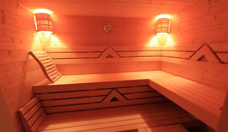 Sauna (© Bammer im Herndlberg)