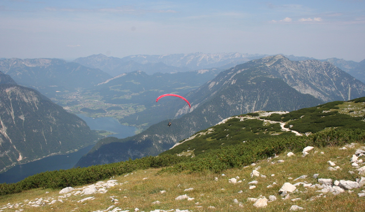 Enjoy the Holiday Region Dachstein Salzkammergut from a different perspective.