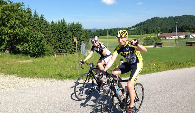 Rennradtour, Radtour, Rennrad-Urlaub, Mühlviertel, Hotel Rockenschaub, geführte Radtour,. (© Hotel Rockenschaub)