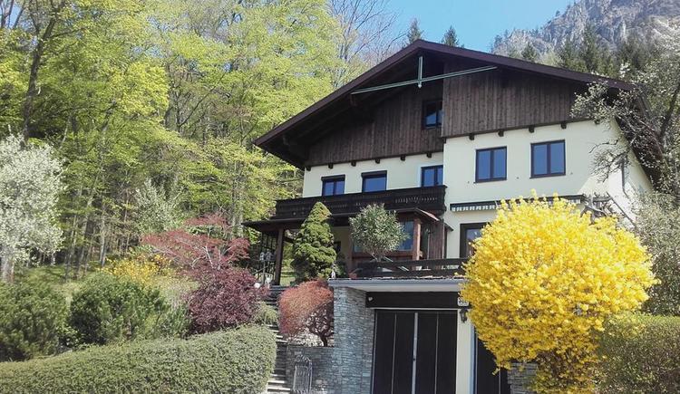 Ruhiges Privathaus (© hr)