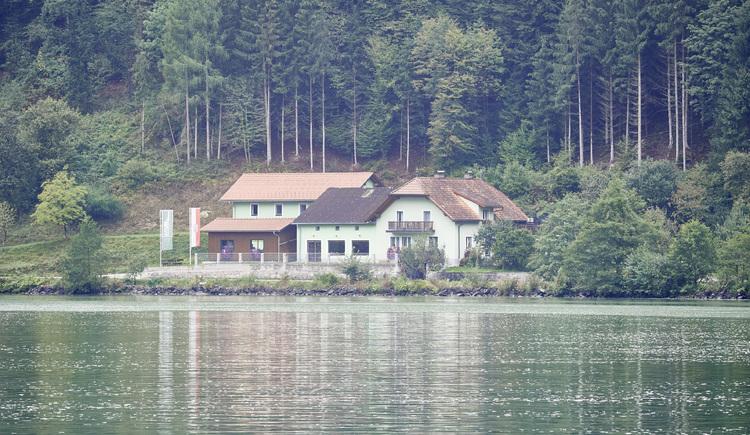 Donautaler Mostkellerei, Obermühl. (© WGD Donau Oberösterreich Tourismus GmbH-Peter Podpera)