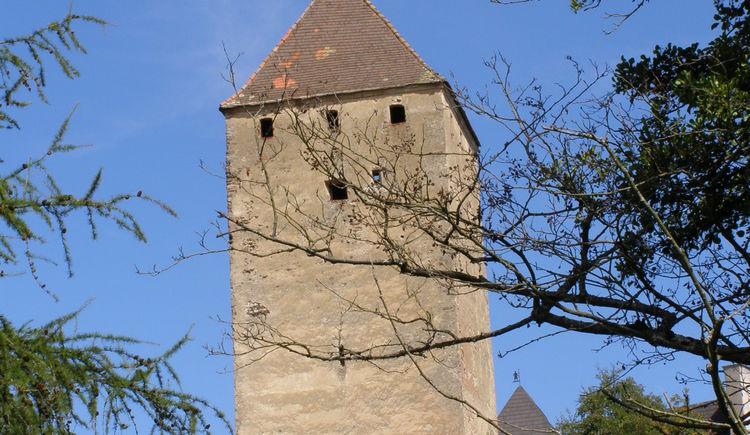 Burg Vichtenstein - Hungerturm.