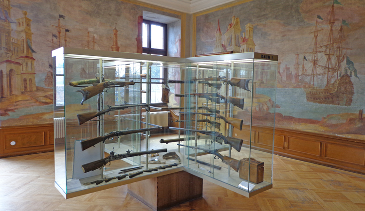 Oö. Jagdmuseum (© Verbund Oö. Museen)