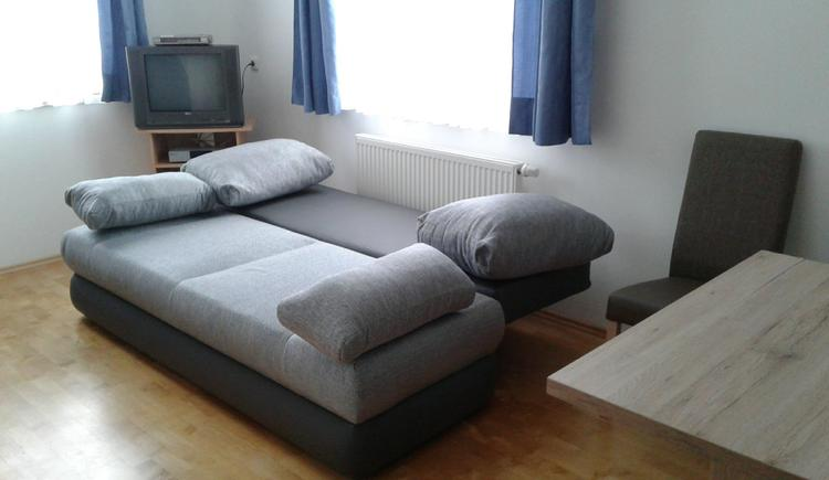 Schlafcouch (© Privat)